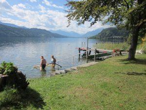 Ferienwohnungen Moser in Dellach am Millstätter See